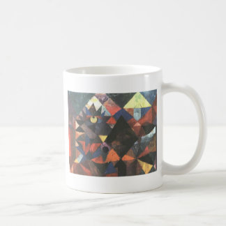 Caneca De Café A luz e tanto outro por Paul Klee
