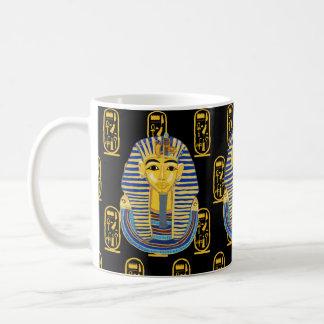 Caneca De Café A máscara de Tutankhamun