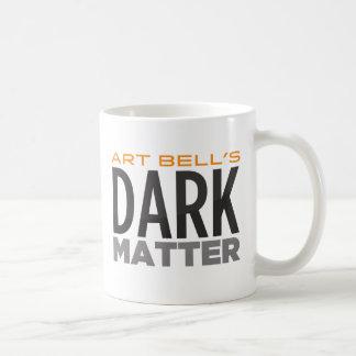 Caneca De Café A matéria escura de Bell da arte