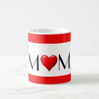 Caneca De Café A melhor mamã nunca, dia das mães