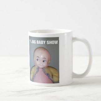 Caneca De Café A mostra grande do bebê