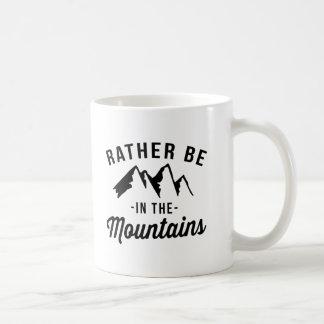 Caneca De Café A preferencialmente esteja nas montanhas