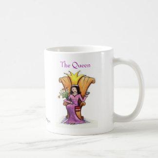 Caneca De Café A rainha