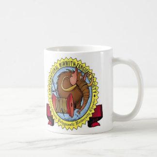 Caneca De Café A sociedade do Fancier de Mimmoth