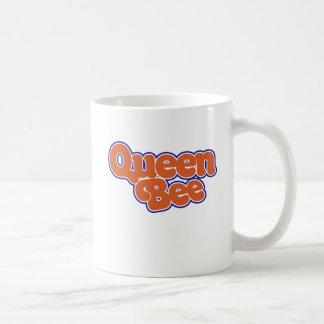 Caneca De Café Abelha de rainha