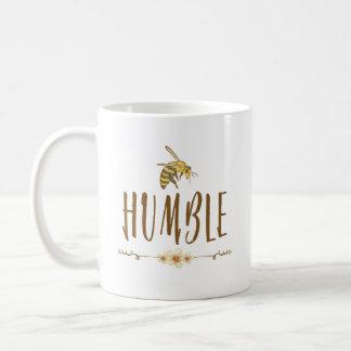 Caneca De Café Abelha humilde