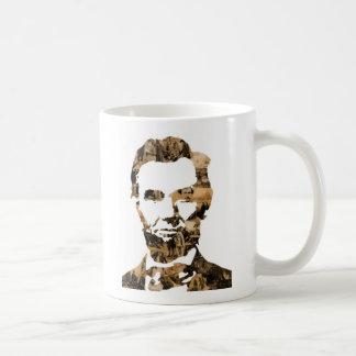 Caneca De Café Abraham Lincoln