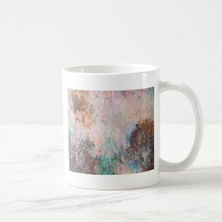 Caneca De Café Abstrato frio da pedra
