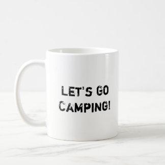 Caneca De Café Acampamento