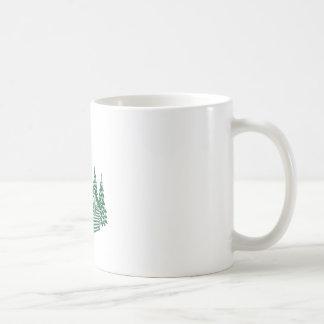 Caneca De Café Ação agressiva