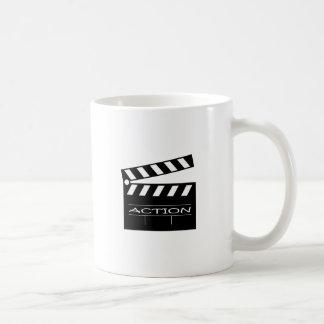 Caneca De Café Ação - filme