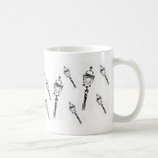 Caneca De Café Acendam o Vosso Caminho, Lampadário Mug