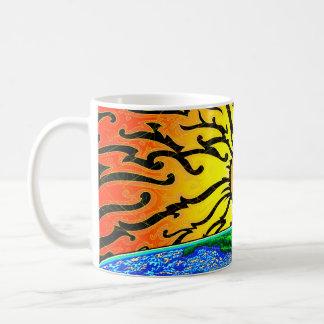 Caneca de café acordada
