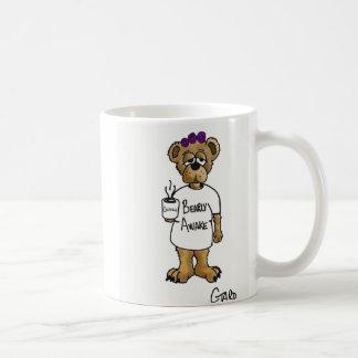 Caneca de café acordada de Bearly