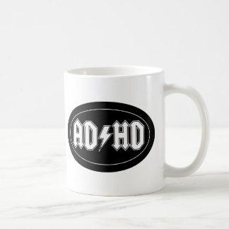CANECA DE CAFÉ AD/HD