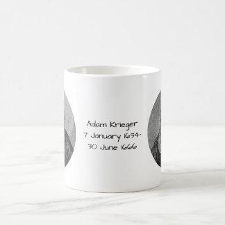 Caneca De Café Adam Krieger