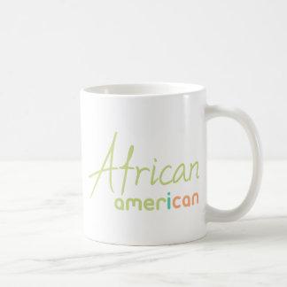 Caneca De Café Afro-americano