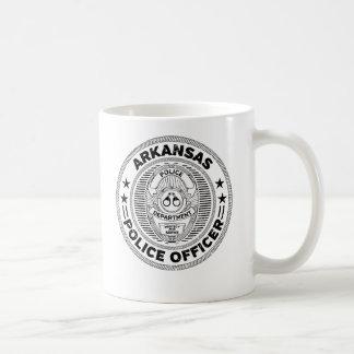 Caneca De Café Agente da polícia de Arkansas