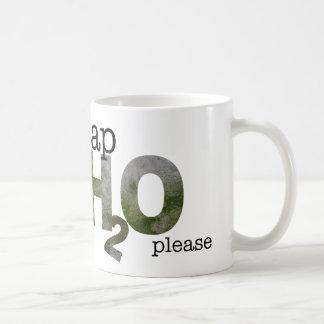 Caneca De Café água da torneira
