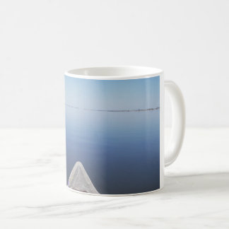 Caneca De Café Água e céu