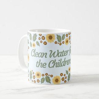 Caneca De Café Agua potável para as crianças
