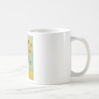Caneca De Café Ainda vida: Girassóis - Vincent van Gogh
