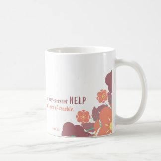 Caneca De Café Ajuda sempre presente