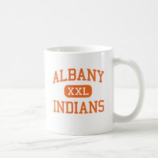 Caneca De Café Albany - indianos - segundo grau - Albany Geórgia