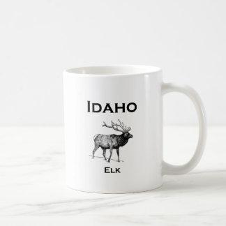 Caneca De Café Alces de Idaho