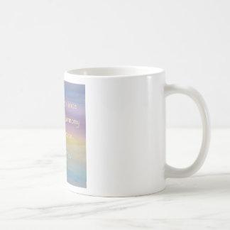 Caneca De Café ALEGRIA da paz da harmonia do equilíbrio…