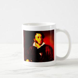 Caneca De Café Aleksandr Pushkin
