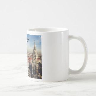 Caneca De Café Alemanha Munich (St.K)