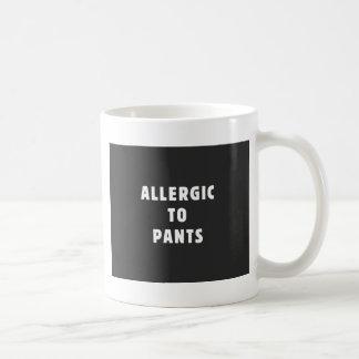 Caneca De Café Alérgico às calças