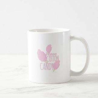 Caneca De Café Algodão doce do amor