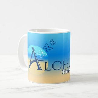 Caneca De Café Aloha sexta-feira