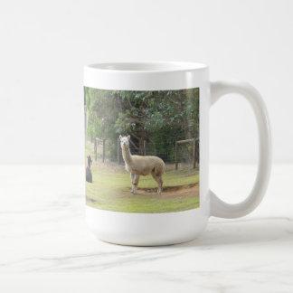 Caneca De Café Alpaca adorável