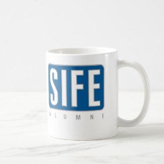 Caneca De Café Alunos de SIFE