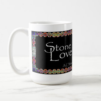 Caneca De Café Amante de pedra - amor Vaughn de I