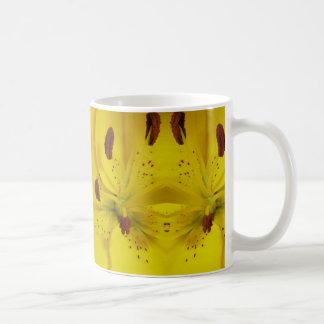 Caneca De Café Amarelo louco