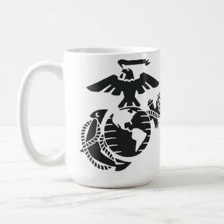 Caneca De Café Ame um fuzileiro naval