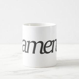 Caneca De Café amen.