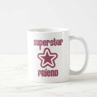 Caneca De Café Amigo da estrela mundial