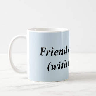 Caneca De Café Amigos do vagem (com benefícios)