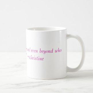 Caneca De Café Amor além de II