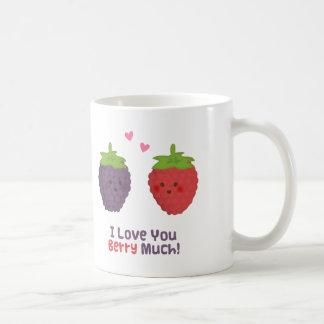 Caneca De Café Amor bonito você baga muito humor da chalaça