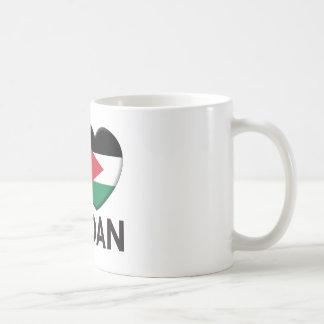 Caneca De Café Amor de Jordão