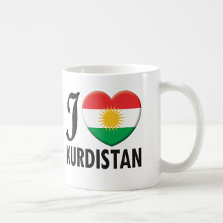 Caneca De Café Amor do Curdistão