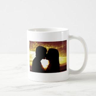 Caneca De Café Amor e verão