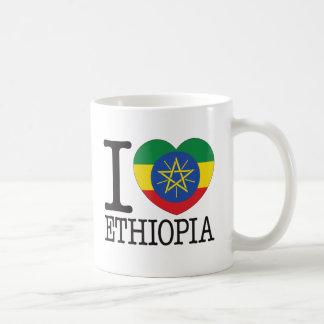 Caneca De Café Amor v2 de Etiópia