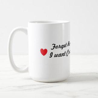 Caneca De Café Amor verdadeiro